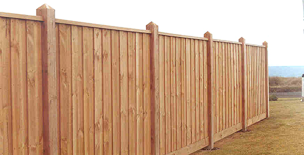 Pin closeboard timber fencing on pinterest